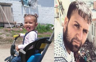 Baba ile kızının acı sonu! geriye fotoğrafları kaldı