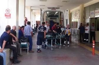 Husumetli aileler çatışınca kan gövdeyi götürdü! Ev ve iş yerleri ateşe verildi