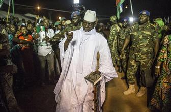 Gambiya'nın eski lideri Yahya Jammeh tecavüzle suçlandı!