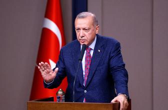 Cumhurbaşkanı Erdoğan'dan İmamoğlu'nun projelerine destek açıklaması!