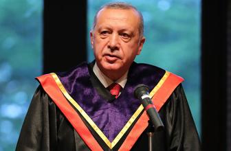 Erdoğan'dan kadın üniversitesi açıklaması: Neler olur ayrı bir soru işareti