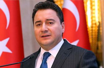 Babacan'ın yeni partisine ilişkin bomba kulis! Kısa süre içinde açıklayacak