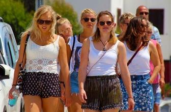Yılın ilk 5 ayı gelen turist sayısında sevindiren artış!