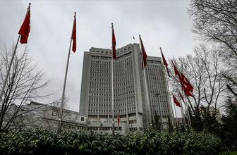 Türkiye'nin Trablus Büyükelçiliği tahliye mi edildi? Dışişleri'nden açıklama!