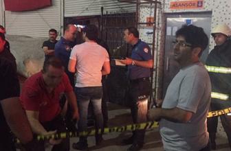 Kırşehir'de 10 yaşındaki çocuğun asansörde feci ölümü
