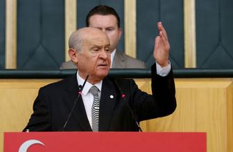 MHP Lideri Devlet Bahçeli'den yönetim sistemi açıklaması