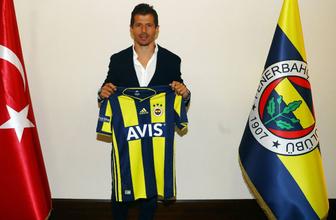 Fenerbahçe Emre Belözoğlu'nu resmen açıkladı