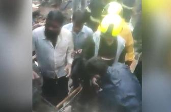 Hindistan'ı sel vurdu: 16 ölü
