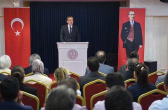 Milli Eğitim Bakanı Ziya Selçuk'tan öğretmenlerle ilgili önemli açıklama