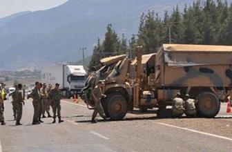 Gaziantep'ten üzen haber! Araç devrildi 2 asker yaralı