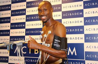 Atiba ile Güven sağlık kontrolünden geçti