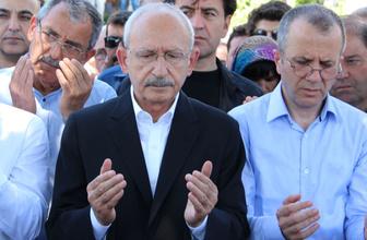 Kemal Kılıçdaroğlu, Fuat Konuralp'in cenaze törenine katıldı