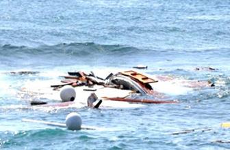 Akdeniz'de 70 kişilik sığınmacı teknesi battı! 4 kişi kurtarıldı