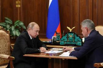Putin Şoygu'ya facianın hesabını sordu