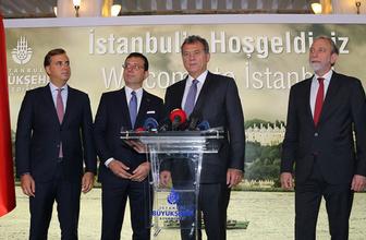 TÜSİAD'dan Ekrem İmamoğlu'na ziyaret!