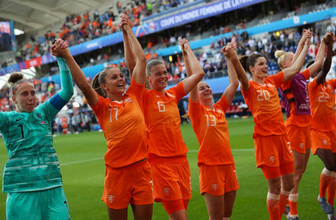 FIFA Kadınlar Dünya Kupası'nda ikinci finalist belli oldu
