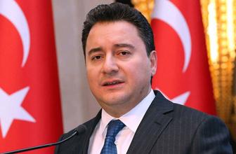 Ali Babacan'ın yeni partisiyle ilgili şaşırtan gelişme! Türk Patent Kurumu reddetti