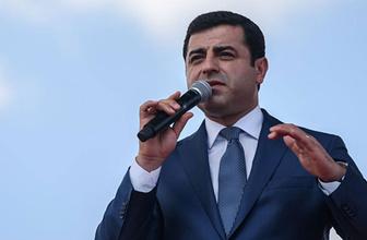 Selahattin Demirtaş'tan ezber bozan çıkış! HÜDAPAR'a taziye mesajı yolladı