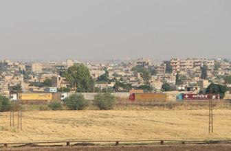 Suriye'ye gelen ABD konvoyu, gündüz görüntülendi