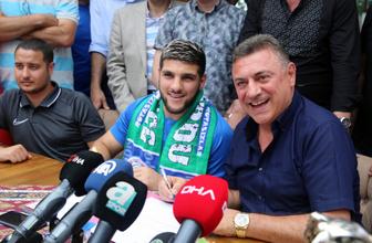 Çaykur Rizespor' 'Yeni Vedat Muriç' El Kabir imzayı attı