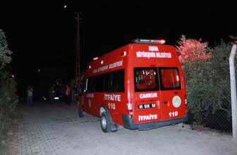 Adana'da 10 kişi mağarada mahsur kaldı