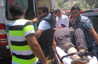 Antalya Alanya'daki şenliği hortum vurdu 6 yaralı