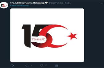 Milli Savunma Bakanlığı'nın Twitter'daki profil resmi değiştirildi
