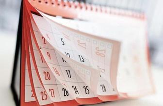Kurban bayramı başlangıcı ne zaman kaç gün tatil?