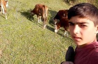 Sinop'ta kayalıklara düşen çocuk feci şekilde can verdi