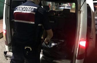 Kocaeli'de 2 bin paket kaçak sigara yakalandı