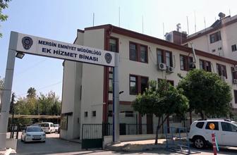 Mersin'de görevi kötüye kullanan polisler gözaltına alındı