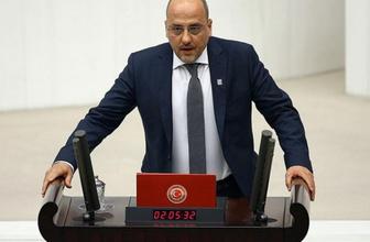 HDP'li vekil Ahmet Şık'tan SETA'ya tepki!