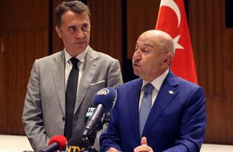 TFF Başkanı Nihat Özdemir Türk futbolunun kurtuluş reçetesini anlattı