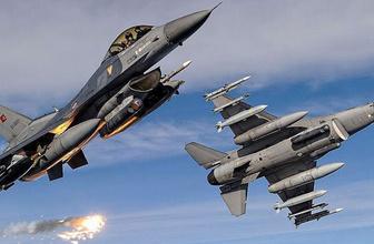 Irak'ın kuzeyine hava harekatı! PKK'ya büyük darbe indirildi