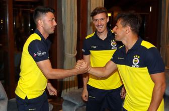 Fenerbahçe'nin yeni kaptanı Emre Belözoğlu