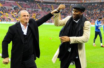 Didier Drogba, Jean Michael Seri için devreye girdi!