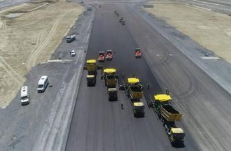 İstanbul Havalimanı'nda 3. pist 2020'nin ilk yarısı açılacak!