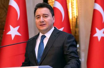 Ali Babacan kararını açıkladı Ahmet Davutoğlu'yla birlikte parti kuracak mı?