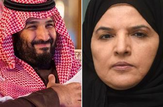 Muhammed Bin Selman'ın kız kardeşi olay oldu eve gelen tesisatçıyı...
