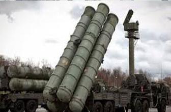 S-400'lerin parçalarını taşıyan ikinci Rus uçağı da Mürted Hava Medyanı'na iniş yaptı