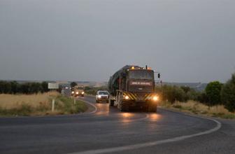 Suriye sınırına dikkat çeken mühimmat takviyesi