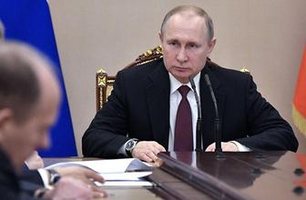 Kremlin'den açıklama! Putin, Güvenlik Konseyi'ni Ukrayna gündemiyle topladı