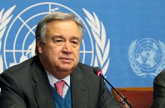 BM Genel Sekreteri Guterres'ten İdlib için çağrı