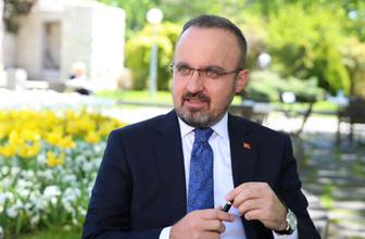 AK Parti Grup Başkanvekili Bülent Turan'dan S-400 teslimatı ile ilgili açıklama