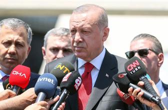 Cumhurbaşkanı Erdoğan'dan 15 Temmuz çağrısı! Yeşilköy'e bekliyorum