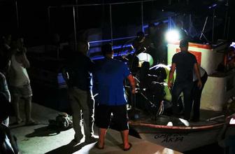 KKTC'de aynı aileden 4 kişi boğularak can verdi