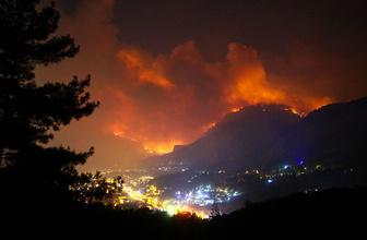 Dalaman ve Fethiye'deki orman yangınlarını PKK üstlendi