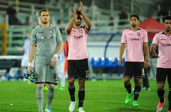 Efsane kulüp Palermo Serie D'ye düşürüldü