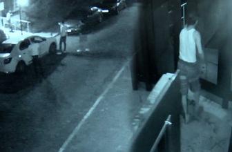 İstanbul Bağcılar'da bir şahıs gürültü yapan gençleri bıçakla kovaladı