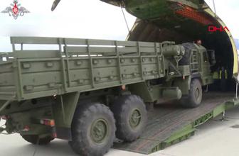 Rusya Savunma Bakanlığı S400 sevkiyatının videosunu yayınladı